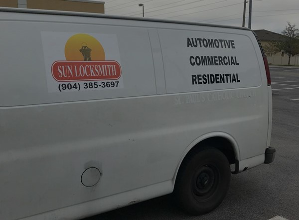 Trusted Jacksonville FL Locksmiths Services - Sun Locksmith