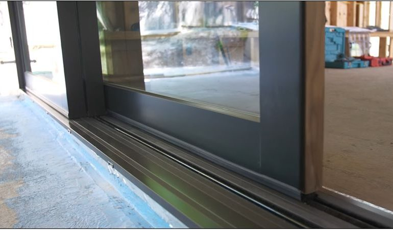 How to Install a Patio Glass Door?